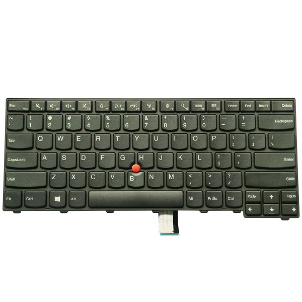 Replacement Keyboard for Lenovo ThinkPad T440 T440p T440s T431s T450 T450s Laptop (6 Fixing Screws) 8