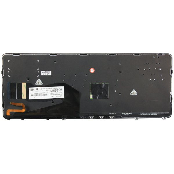 Replacement Keyboard for HP EliteBook 840 G1 / 840 G2 / 850 G1 / 850 G2 / HP ZBook 14 Mobile Workstation Series Laptop 2