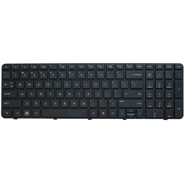 Replacement Keyboard for HP Pavilion g7-2000 g7-2100 g7z-2100 CTO g7-2200 g7z-2200 CTO g7-2300 Series Laptop 1