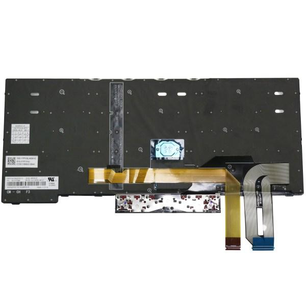 Replacement Keyboard for Lenovo ThinkPad E480 E485 L480 T480s E490 E495 T490 T495 L490 L380 / L380 Yoga Laptop 2