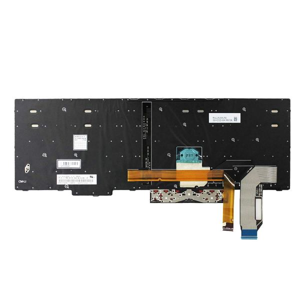 Replacement Keyboard for Lenovo ThinkPad E580 E585 L580 P52 P72 (Not Fit P52s) Laptop 3