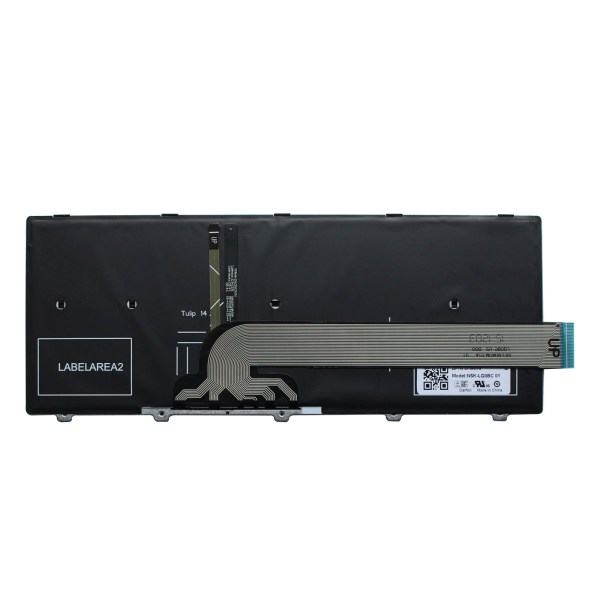 Replacement Keyboard for Dell Inspiron 14 5000 5442 5443 5445 5446 5447 5448 5451 5455 5457 5458 5459 Laptop 4