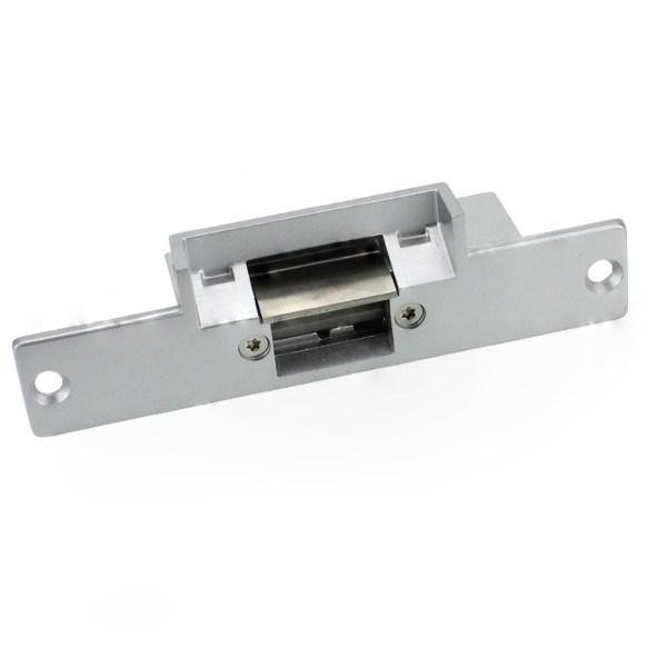 Electric Strike Door Lock for Access Control System Suitable for Wooden Door, Glass Door, Metal Door, Fireproof Door (NO-Open When Power ON) 1