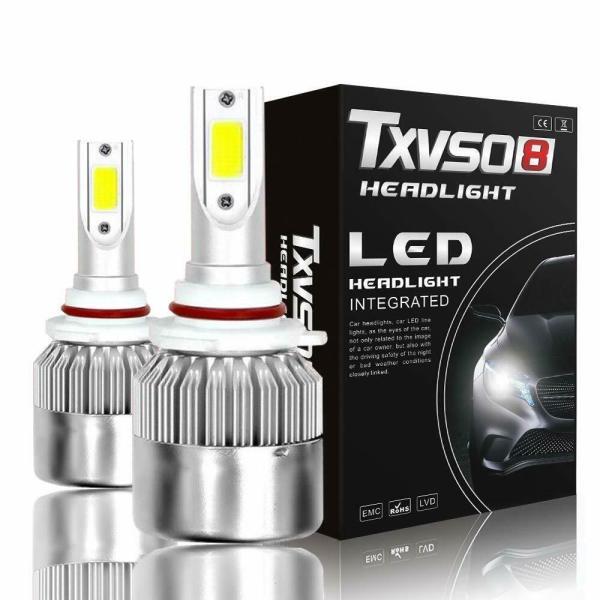 LED Car Headlight Bulbs 9005 HB3 H10 26000LM 110W High Beam/Low Beam/Fog Light 1