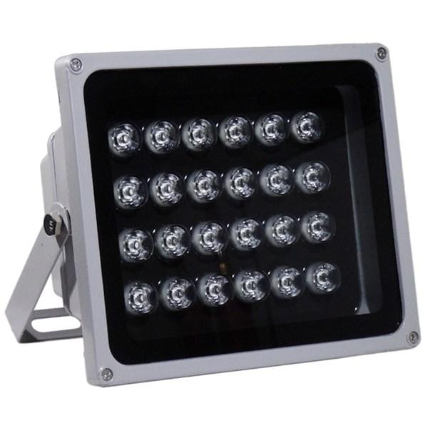 IR Illuminator 850nm 24-LED IR Infrared Light with Power Adapter for CCTV Camera (90 Degree) 1
