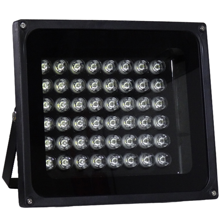 Infrared Illuminator 48-Led High Power LED IR Array Illuminator IR Lamp Wide Angle for Night Vision CCTV and IP Camera
