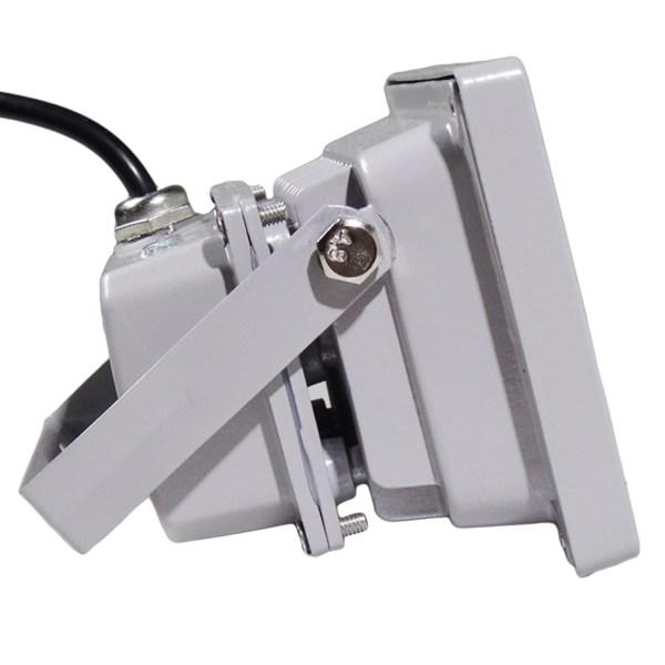 IR Illuminator 850nm 6-LEDs IR Infrared Light with Power Adapter for CCTV Camera (90 Degree) 3