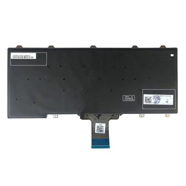 Replacement Keyboard for Dell Latitude E7250 E7270 E5250 E5270 Laptop No Frame 2