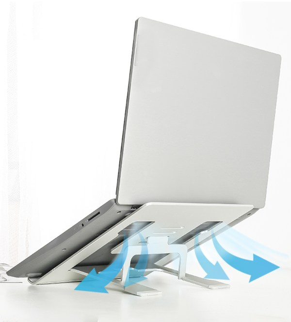 """Laptop Stand for Lenovo NS10 Ventilated Portable Holder Fit 10""""-15.6"""" Notebook 6"""