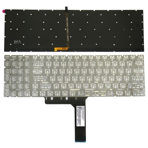 Replacement Keyboard for MSI GL62 GL72 GP62 GP72 WS60 WS70 WS72 Laptop 3