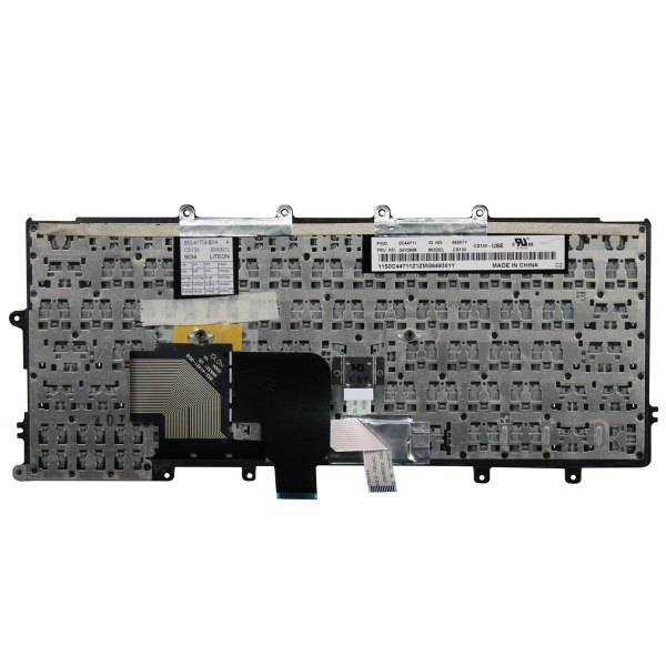 Replacement Keyboard for Lenovo ThinkPad X230s X240 X240s X240i X250 X260 Laptop 2