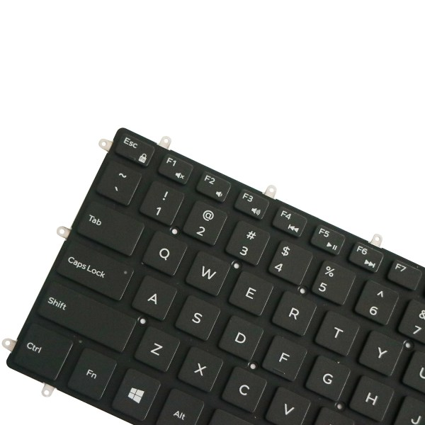 Replacement Keyboard for Dell Inspiron 5368 5378 5370 5379 5568 5578 5579 Laptop No Frame 3