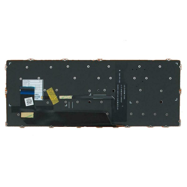 Replacement Keyboard for HP EliteBook X360 1030 G2 Laptop No Frame 2