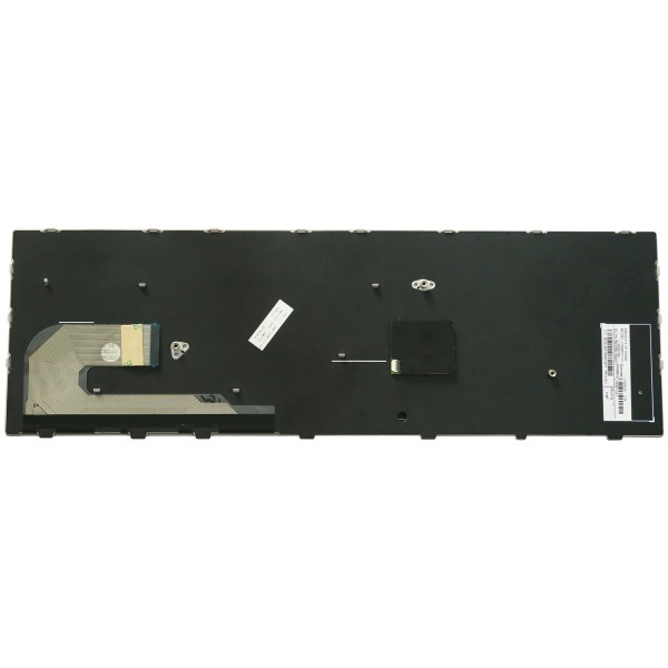 Replacement Keyboard for HP EliteBook 850 G5 / 755 G5, ZBook 15u G5 Laptop Silver Frame 2