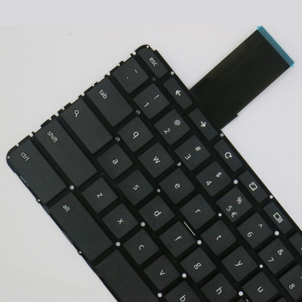 Replacement Keyboard for HP Chromebook 11 G5 Laptop No Frame 3