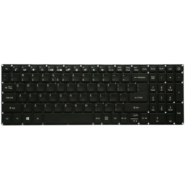 Replacement Keyboard for Acer Aspire 3 A315 Series A315-21 A315-21G A315-31 A315-32 A315-33 A315-41 A315-51 A315-53 A315-53G A315-54 Laptop 1