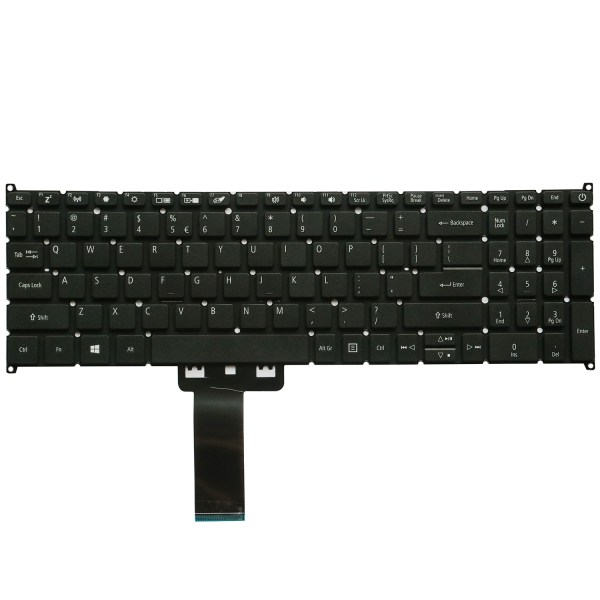 Replacement Keyboard for Acer Aspire 3 A317 Series A317-32 A317-51 A317-51KG A317-51G Laptop 1