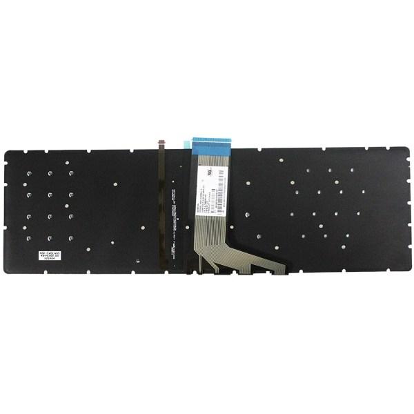 Replacement Keyboard for HP Envy m6-w m6-w000 m6-w100 x360 Series Laptop No Frame Silver 2