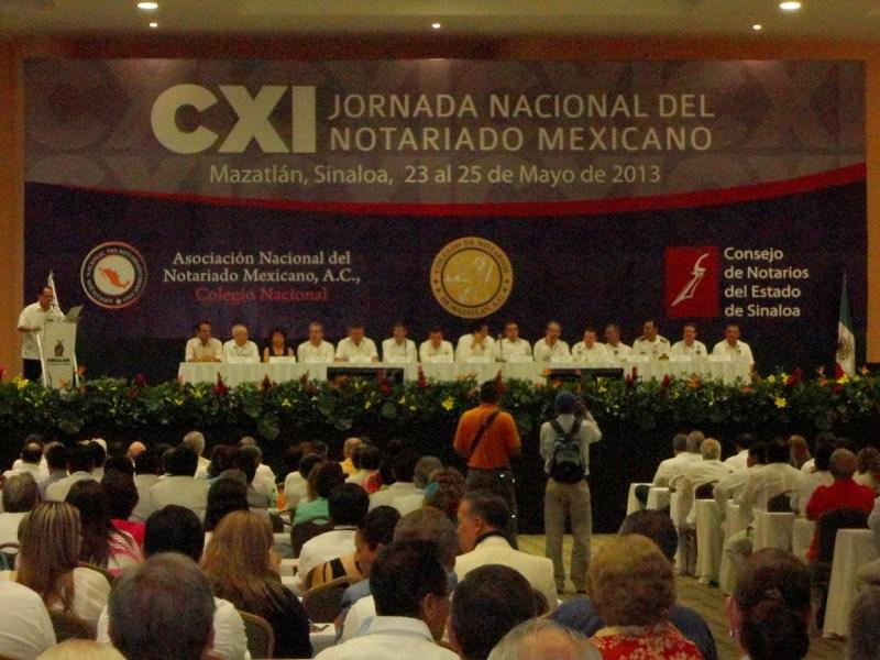 CXI Jornada Nacional Del Not Mex 2