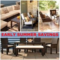 Early Summer Floor Model Sale