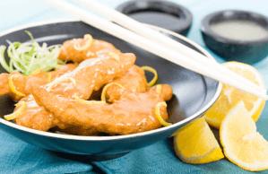 Cantonese lemon chicken 11