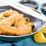 Cantonese lemon chicken 18