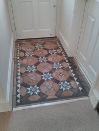 Reclaimed Floor & Quarry Tiles for Croydon