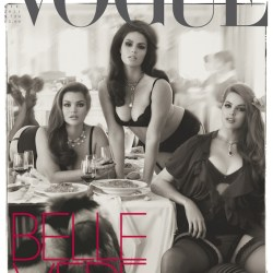 Plus in Vogue Italia