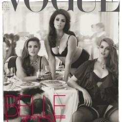 Plus in Vogue Italia