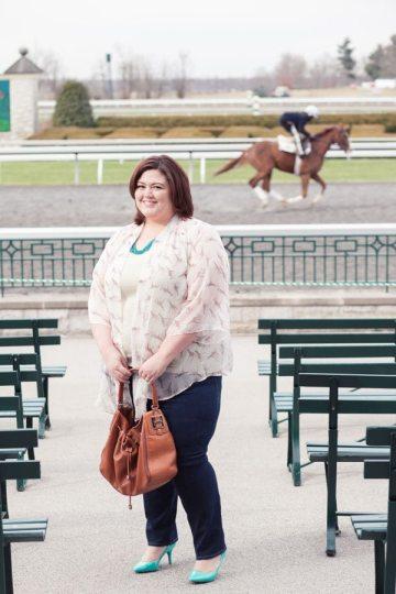 Skinny Emmie at Keeneland