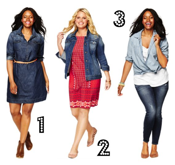 Old Navy Plus Sizes in Canada