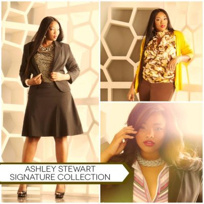 Ashley Stewart Signature Collection