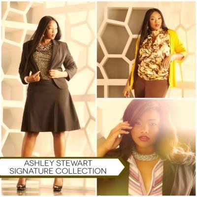 Ashley Stewart Signature Collection
