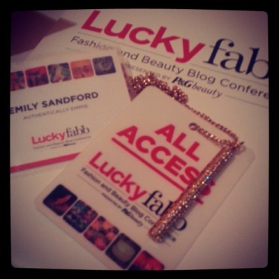 LuckyFabb Badge