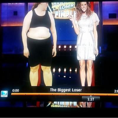 Rachel Biggest Loser