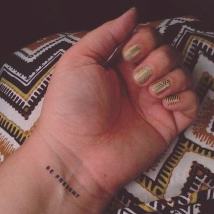 Intention Tattoos
