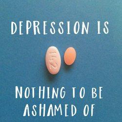 Transparent Tuesday: Depression Edition