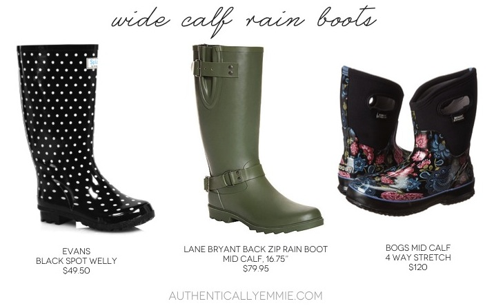 3 Tips to Finding the Perfect Wide Calf Boots