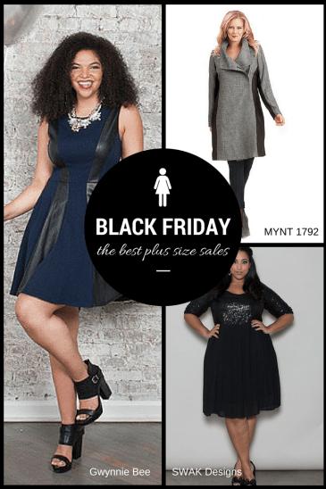 Best Plus Size Black Friday Sales
