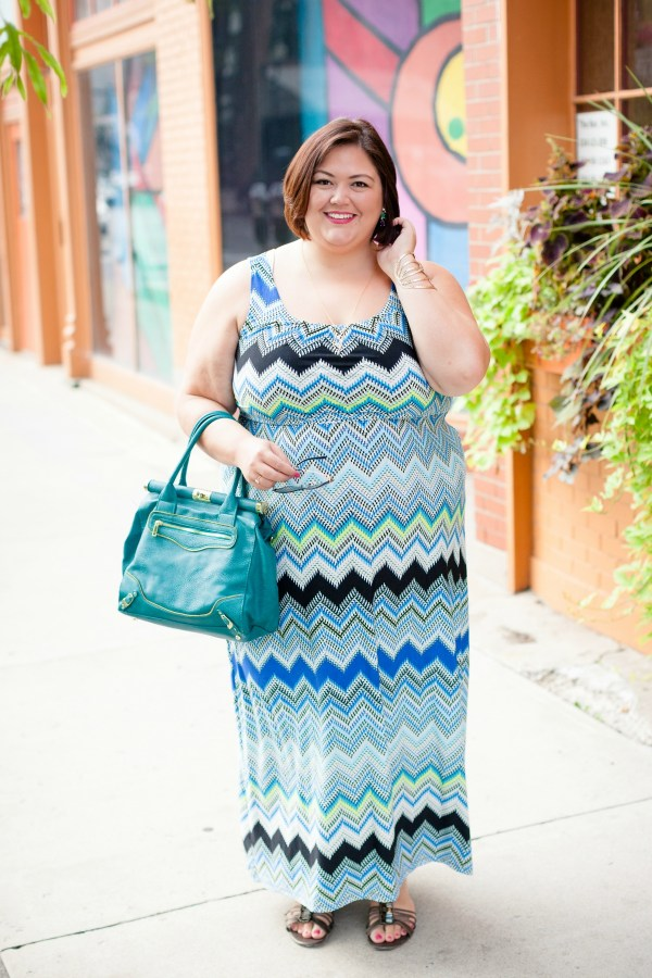 Plus Size Summer Style from Maurice's with Authentically Emmie