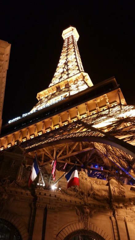 Las Vegas Trip Recap from @emilyjoanho - Paris Las Vegas Hotel