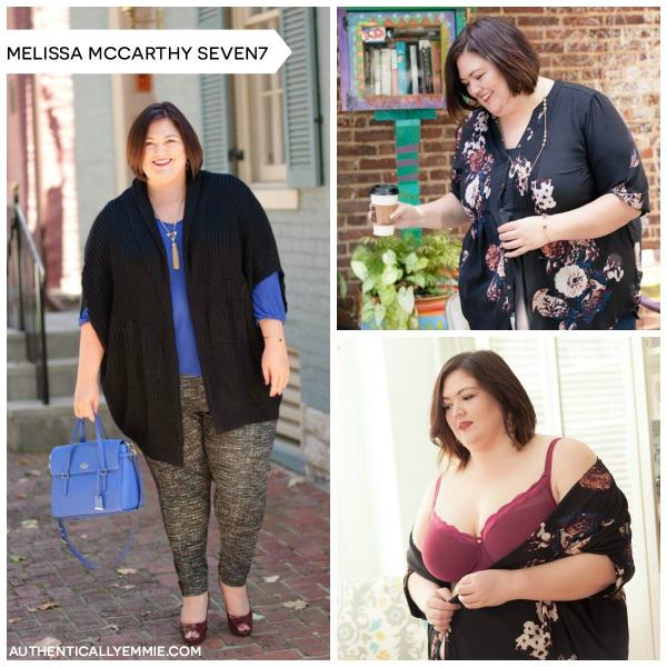 Melissa McCarthy Seven7 Pieces on Authentically Emmie