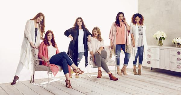Melissa McCarthy Seven7 Spring Collection at HSN