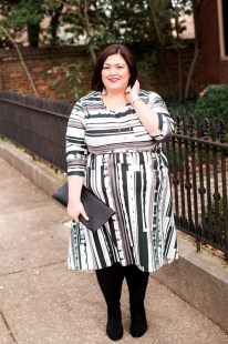 Melissa McCarthy Seven7 Dress