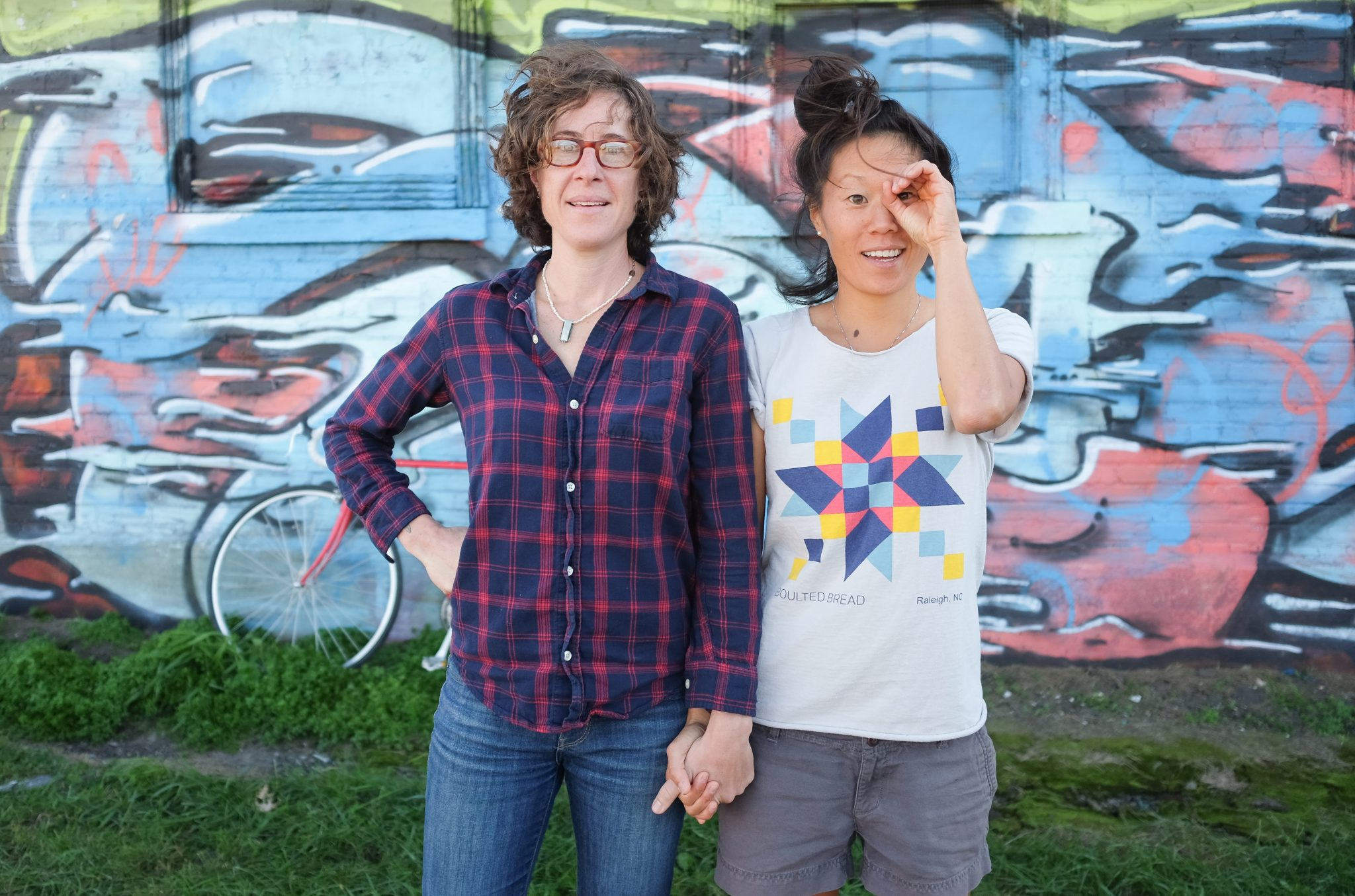 Caroline Whatley and Erin McGrady of Authentic Asheville