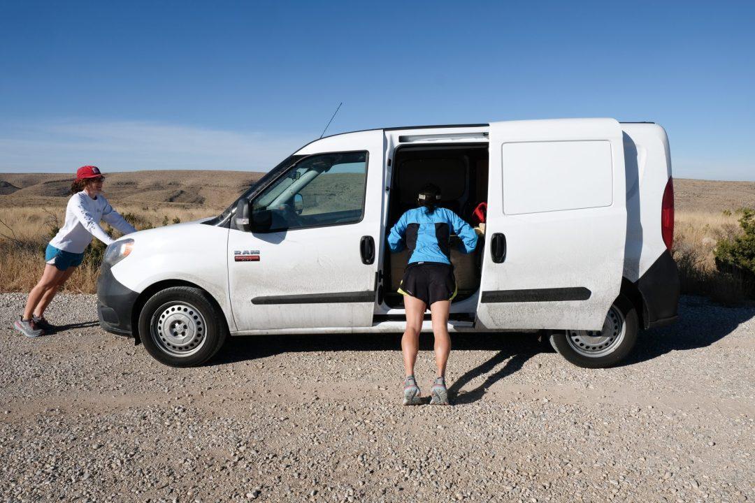 Van Life Pushups