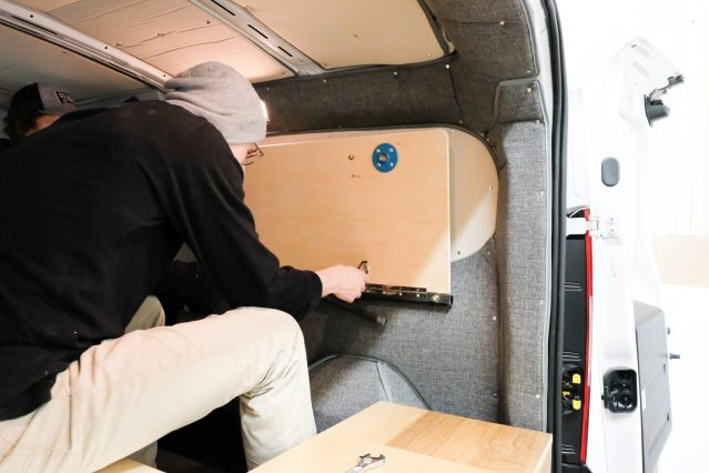 Wayfarer Van Life Conversion 15