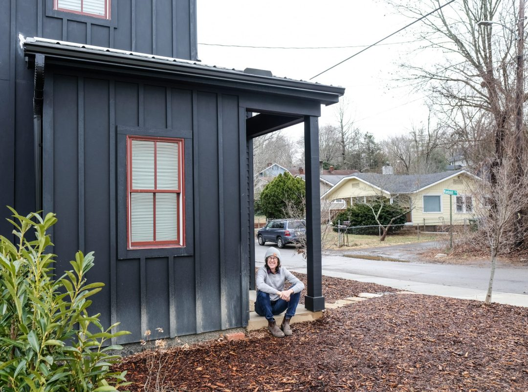 Tiny House Living in West Asheville!