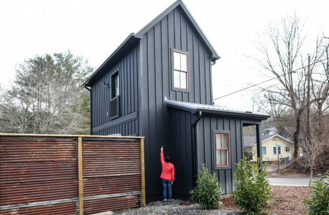 Tiny House in West Asheville!