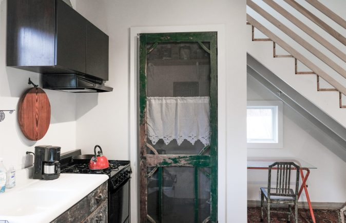 Asheville Tiny House Interior